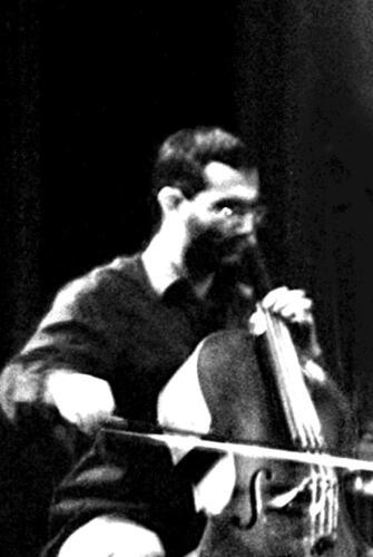 Kinan Abou-afach | Syrian Composer & Cellist